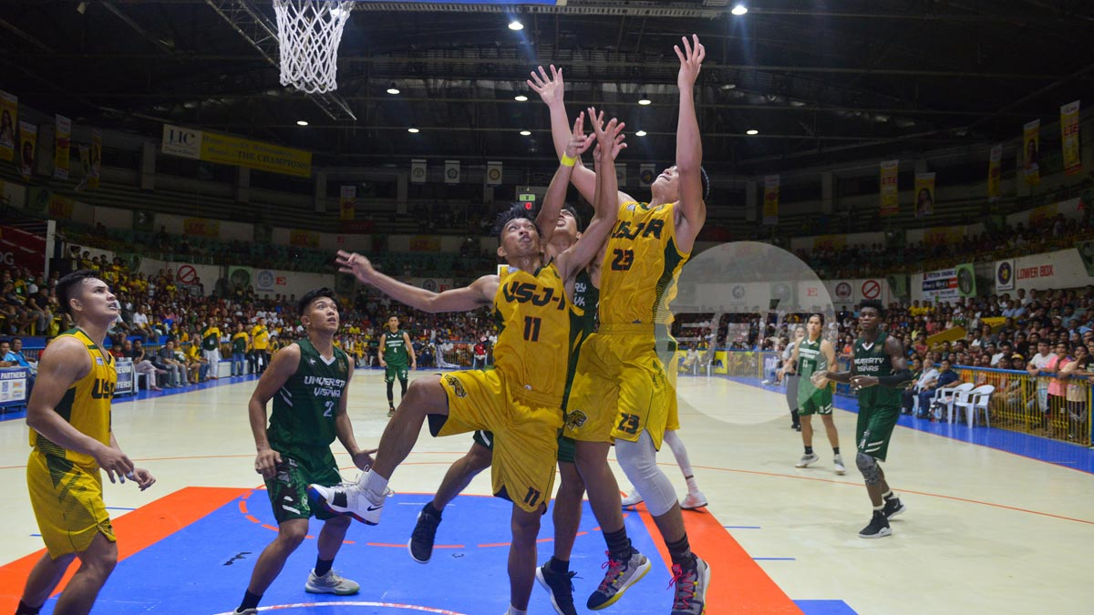 Cesafi: Rookie Claridad the unlikely hero as UV takes finals opener vs USJ-R