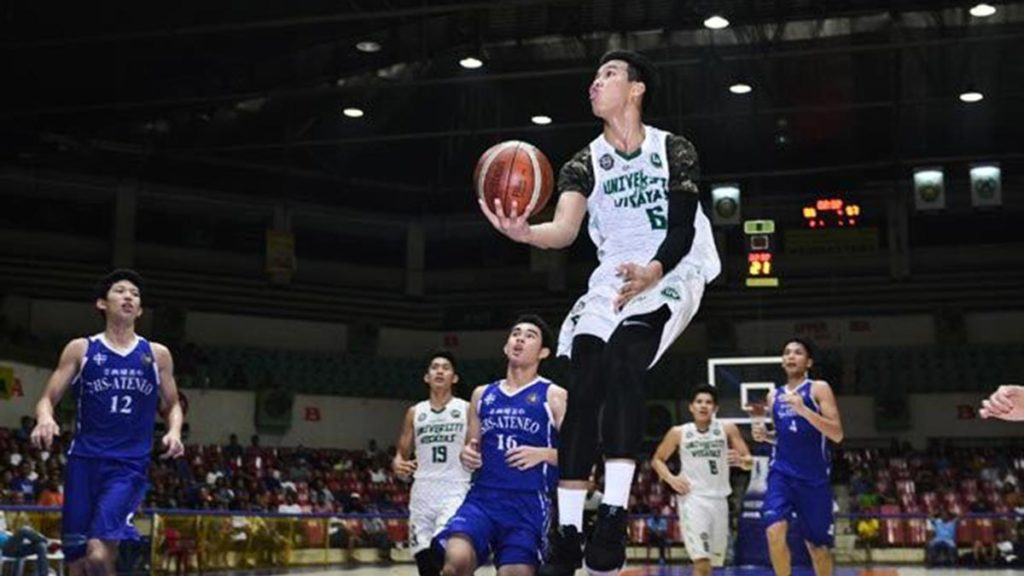 Joshua Yerro captures top spot in final NBTC Cesafi 24 rankings
