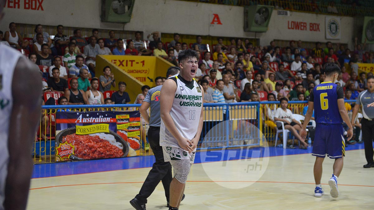 Cesafi: Green Lancers nip rival Webmasters in semis to keep 3-peat bid alive